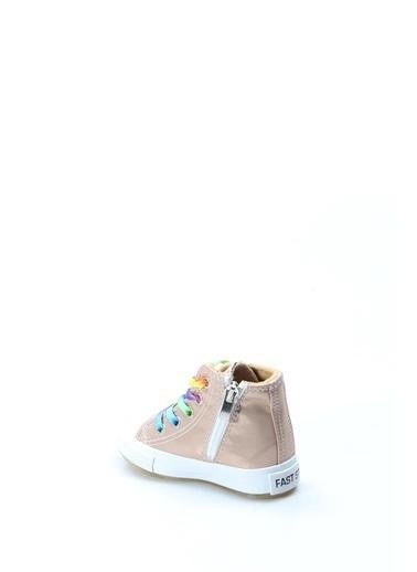 Fast Step Bebek Ayakkabısı Altın